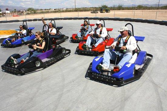 P1 Kart Circuit