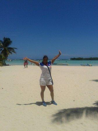 BelleVue Dominican Bay : Hermosa playa