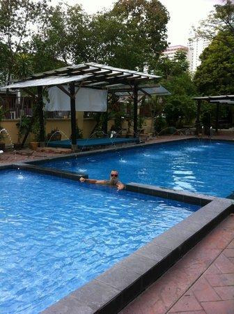1926 Heritage Hotel : Great pool
