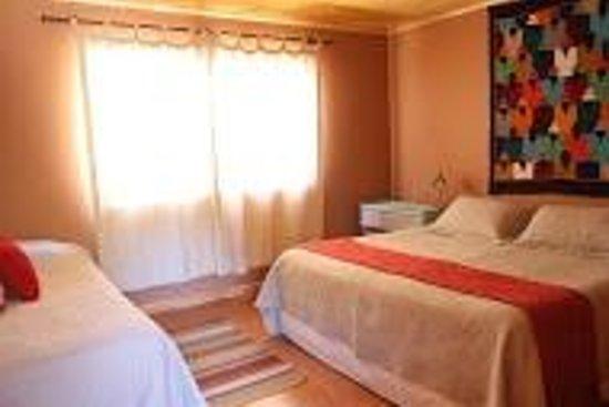 Casa Solcor Boutique Bed &Breakfast: Habitación mastrimonial + cama
