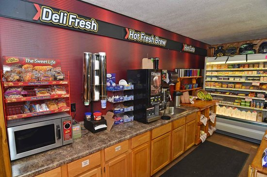 Clam Lake Junction: Fresh Coffee