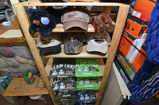 Clam Lake Junction: Great Gifts of the Area