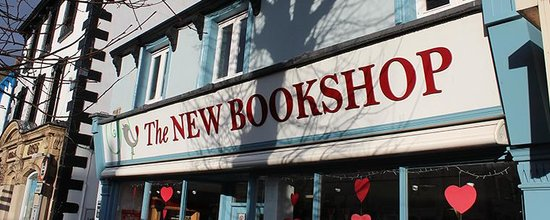 The New Bookshop & Coffee Shop