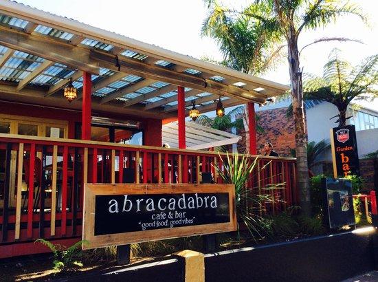 "Abracadabra Cafe Bar: Abracadabra cafe and bar ""Good food, good vibes"""