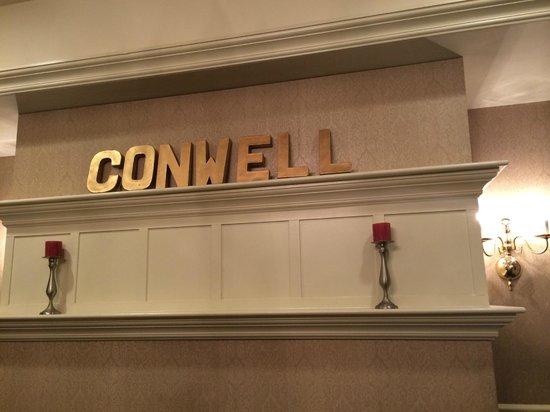 Conwell Inn: Recepção