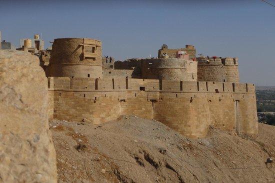 Hotel Fort View : Jaisalmer Fort