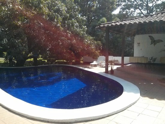 Hotel Aeropuerto Costa Rica : Pool