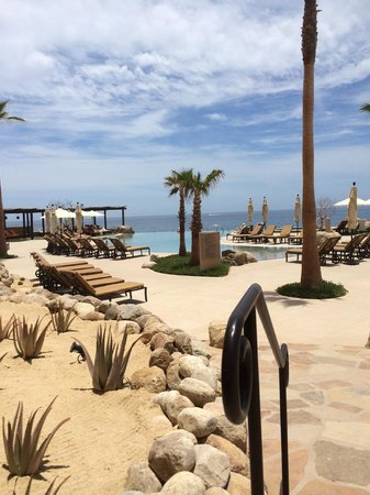Grand Solmar Land's End Resort & Spa: Our Patio