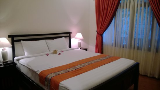 Nam Bo Boutique Hotel: bedroom