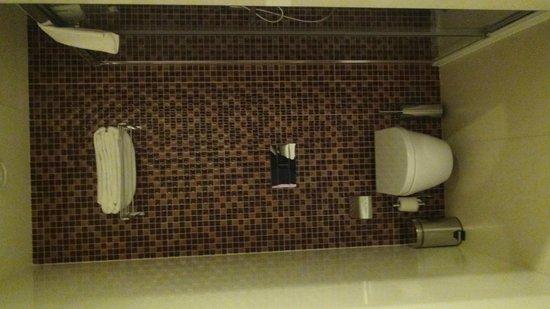 Turim Av Liberdade Hotel: Toilet