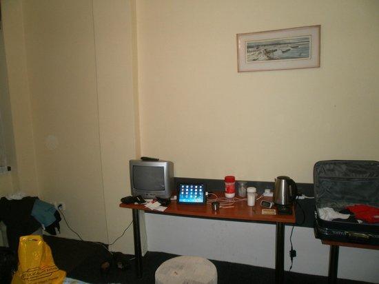 Hotel Vltava: room