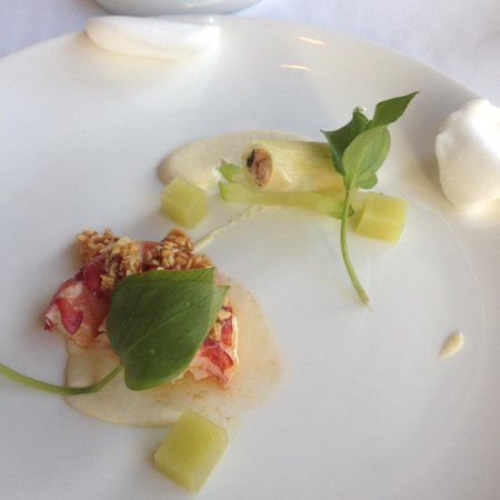 L'Espalier: Lobster Salad