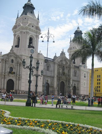 Cathedral of Lima: Lima Cathedral