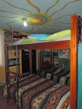 Hostal Refugio Terra Esperanza: Habitación compartida 2