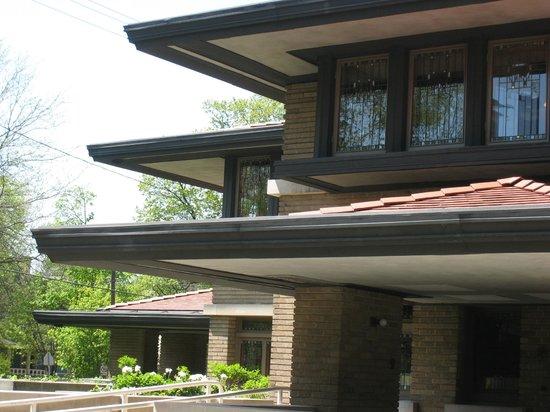 Meyer May House: a good angle