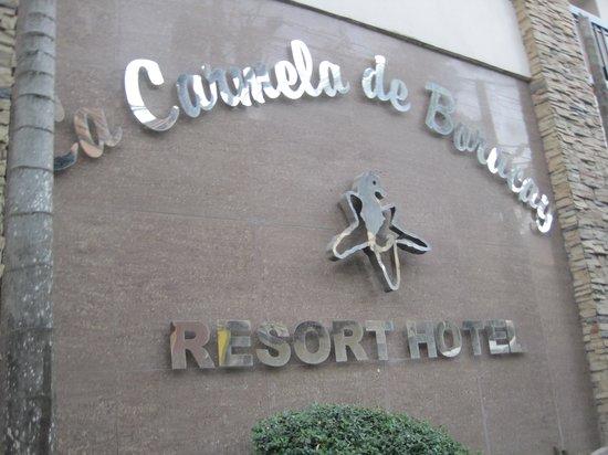 La Carmela de Boracay: Hotel Name