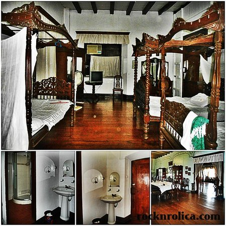 Villa Angela Heritage House: Room good for 5 persons