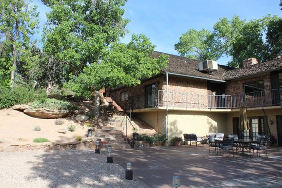 Canyon Vista Lodge - Bed & Breakfast: Lodge