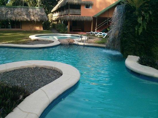 Villas del Caribe : Pool