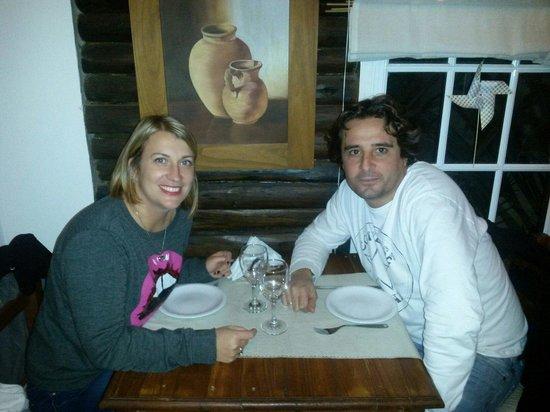 Restaurante Aja: Cena romántica en Aja