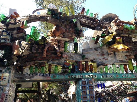 Philadelphia's Magic Gardens : One of many great sections