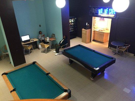 40 Berkeley : Sala de jogos
