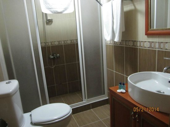 Hotel Gedik Pasa Konagi: Room 101: Bathroom
