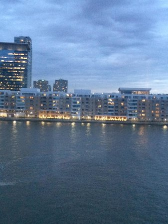 Hyatt Regency Jersey City: One of the views from my room!!!!