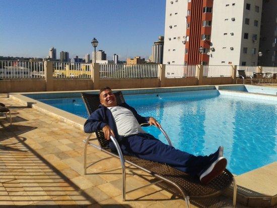 Mirante Hotel: sossego