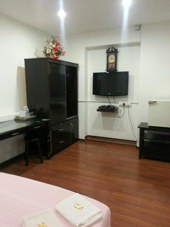 New Asia Hotel Penang: Room