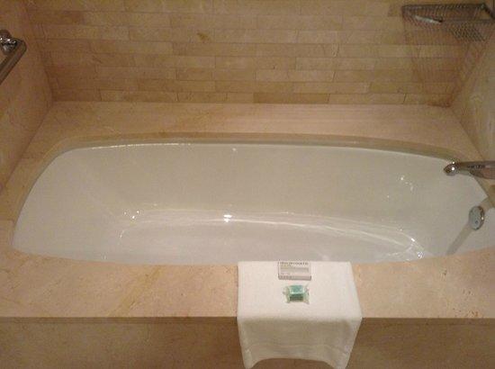Four Seasons Hotel Chicago: bath