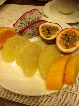 Caravelle Saigon: 朝食の質がよいです