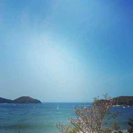 Bungalows La Madera : Hay muy buen clima en invierno incluso el agua de algunas playas es tibia.