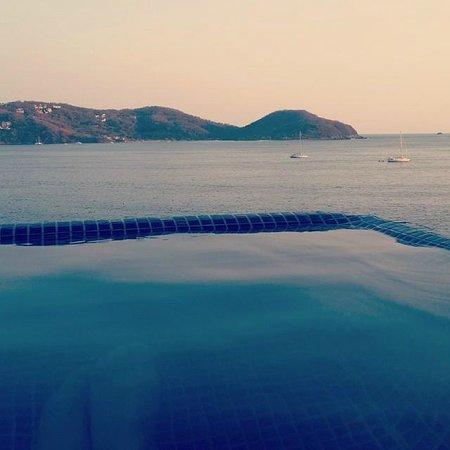 Bungalows La Madera : Tiene una vista preciosa.