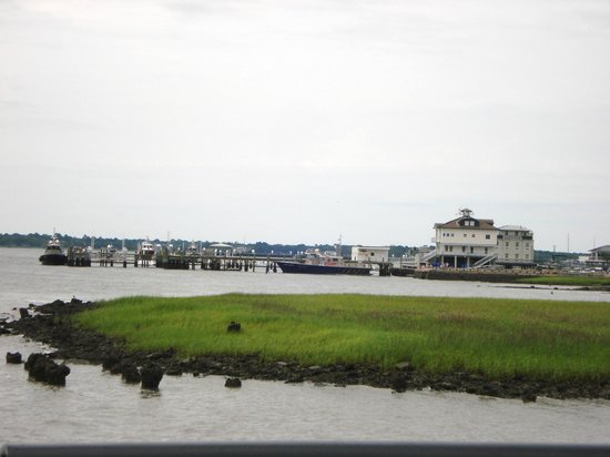 Riley Waterfront Park: View from the Pier