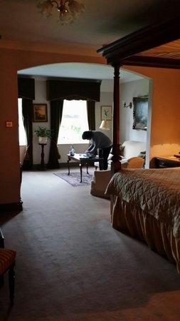 Park Hotel Kenmare: Roomy