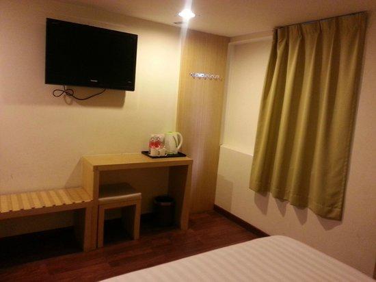 My Hotel Brickfields KL Sentral: Room
