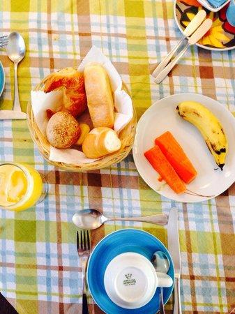 Café da Manhã - Pousada Rosa dos Ventos