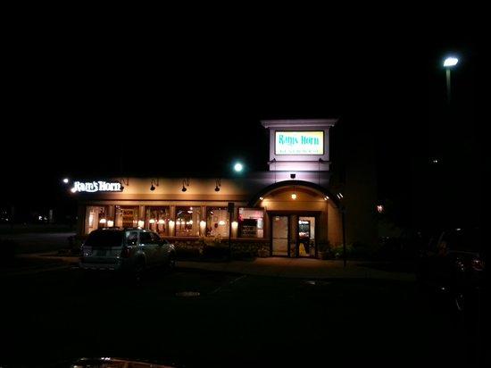 Ram's Horn Restaurant : Storefront