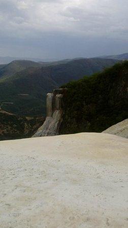 Hierve el Agua: Sorprendentes los precipicios