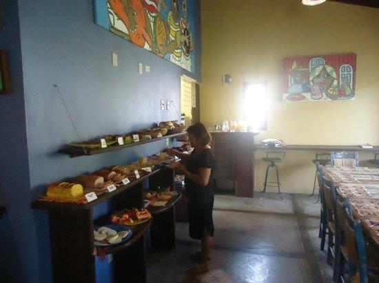 Pousada Vila Tamarindo Eco Lodge: CAFE DA MANHA