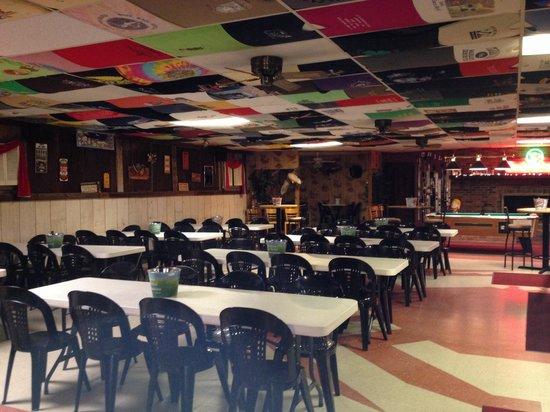 Boondocks Large Dining Room