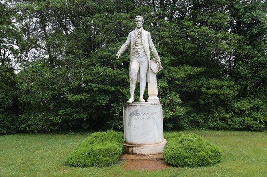 James Monroe's Highland: Ash-Lawn Highland Garden