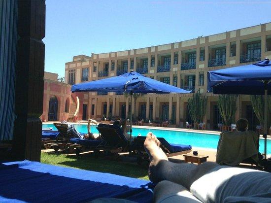 Le Médina Essaouira Hôtel Thalassa Sea & Spa - MGallery Collection : piscine