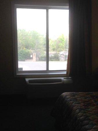 Days Inn & Suites Frostburg: Window view
