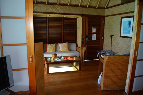 InterContinental Bora Bora Le Moana Resort : Bungalow