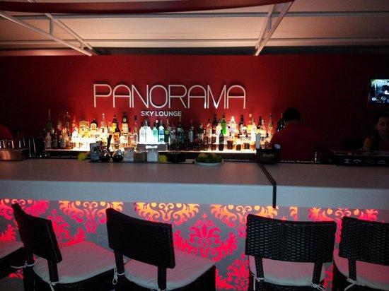 Hotel Melia Ponce : Panorama's Restaurant