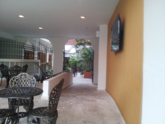 Hotel Melia Ponce: Mocha Caffe's Rest.