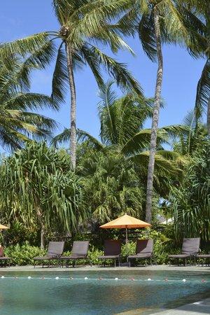 InterContinental Bora Bora Le Moana Resort: Pool