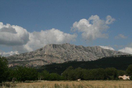 Montagne Sainte Victoire: Sainte-Victoire